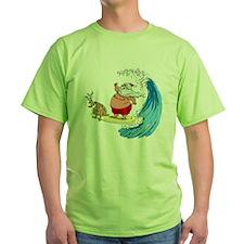 SaNtA aNd RuDoLf T-Shirt