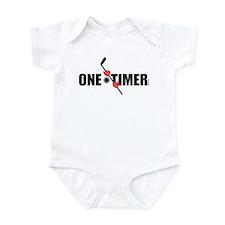 one timer Infant Bodysuit