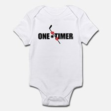 one timer Infant Bodysuit