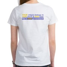 Keep religion out of government Tee