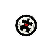 Autism Awareness (K3) Mini Button (10 pack)
