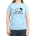 I've Been Rick Roll'd Women's Light T-Shirt