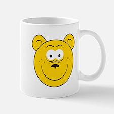 Bear Smiley Face Mug