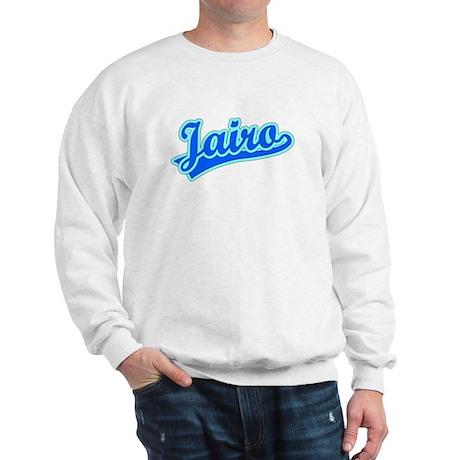 Retro Jairo (Blue) Sweatshirt