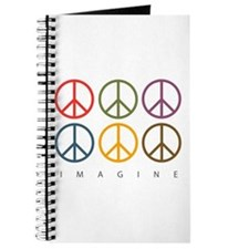 Imagine - Six Signs of Peace Journal