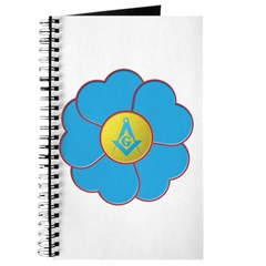 Masonic Forget Me Not Journal