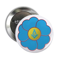 Masonic Forget Me Not 2.25