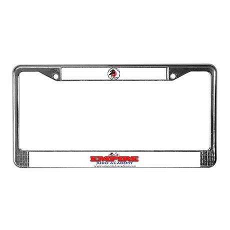 EJA License Plate Frame