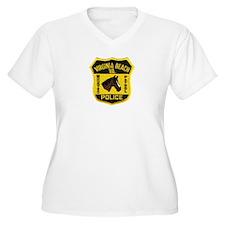 VA Beach Mounted PD T-Shirt