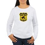 VA Beach Mounted PD Women's Long Sleeve T-Shirt