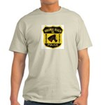 VA Beach Mounted PD Light T-Shirt