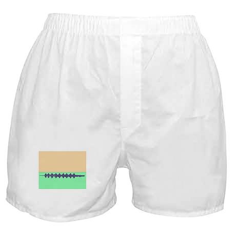 CREW ORANGE GREEN CHALK Boxer Shorts