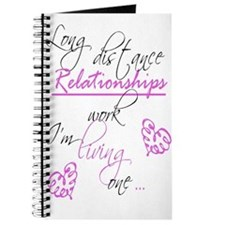 Long Distance Relationships Journal