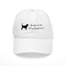 Otterhound Art Baseball Cap