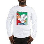 Feline Santa Long Sleeve T-Shirt