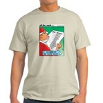 Feline Santa Light T-Shirt