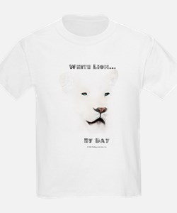 Lufuno the White lion T-Shirt