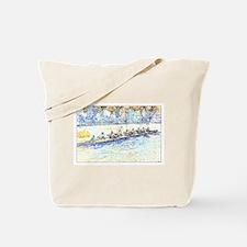 CREW LINES Tote Bag