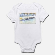 CREW LINES Infant Bodysuit