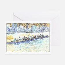 CREW LINES Greeting Cards (Pk of 10)