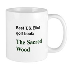 Eliot on Golf Mug