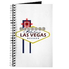 Las Vegas Sign Journal