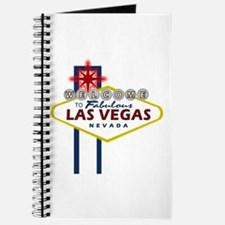 Las Vegas Sign Journal