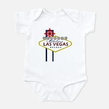 Las Vegas Sign Infant Bodysuit