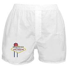 Las Vegas Sign Boxer Shorts