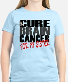 Cure Brain Cancer -- For my Sister T-Shirt