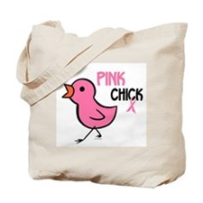 Pink Chick 1 Tote Bag