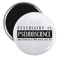Psychiatry Is PseudoScience: Magnet