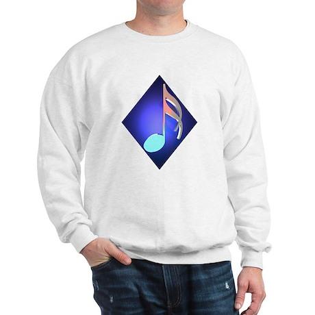 Eighth Note Sweatshirt
