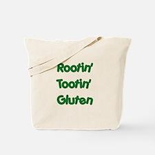 Rootin' Tootin' Gluten Tote Bag