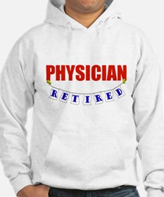 Retired Physician Hoodie