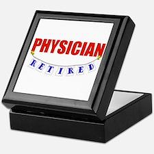 Retired Physician Keepsake Box