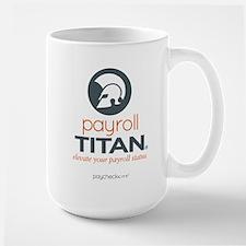 Payroll Titan Large Mug