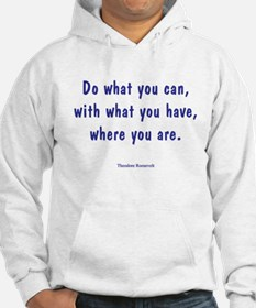 TR's Do what you can Hoodie