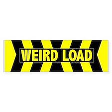 Weird Load Bumper Bumper Sticker