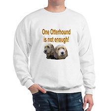 Otterhound Art Sweatshirt