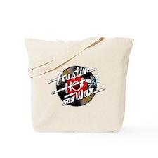 Austin Hot Wax Tote Bag