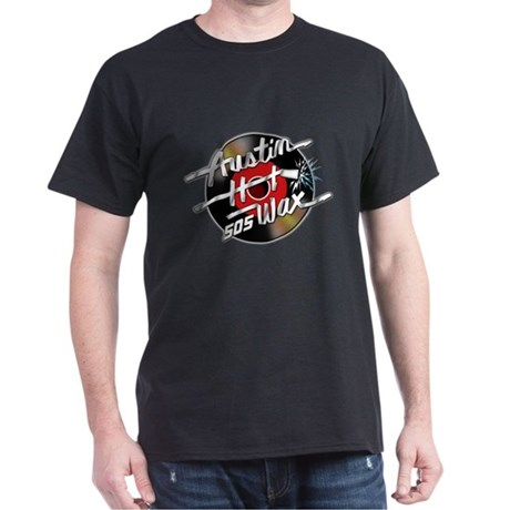 Austin Hot Wax Dark T-Shirt