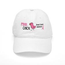 Pink Chick 2 Baseball Cap