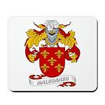 Maldonado Family Crest Mousepad