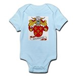 Maldonado Family Crest Infant Creeper