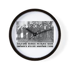 Kamloops Posse Wall Clock