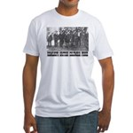 Kamloops Posse Fitted T-Shirt