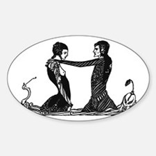 Faust 171 Oval Decal