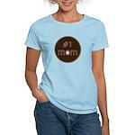 #1 Mom Women's Light T-Shirt