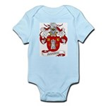 Marquez Family Crest Infant Creeper
